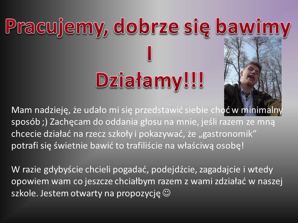 Samorząd uczniowski, to nie tylko przewodniczący i jego zastępcy.