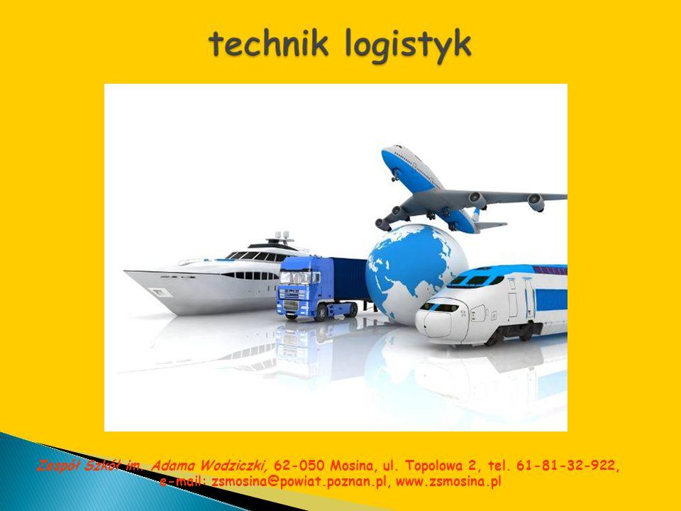 Technikum Technik logistyk, to zawód dla osób kreatywnych, wychodzących naprzeciw zmianom w gospodarce rynkowej.