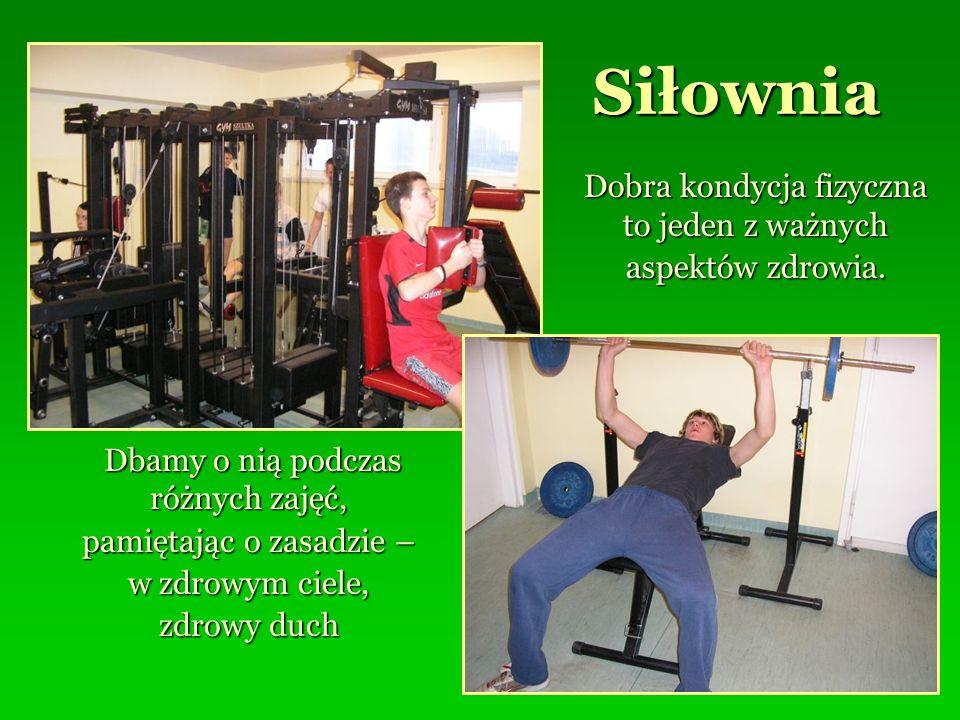 Gimnastyka korekcyjna W trosce o właściwą postawę pomaga nam profesjonalnie przygotowany nauczyciel i odpowiedni sprzęt.