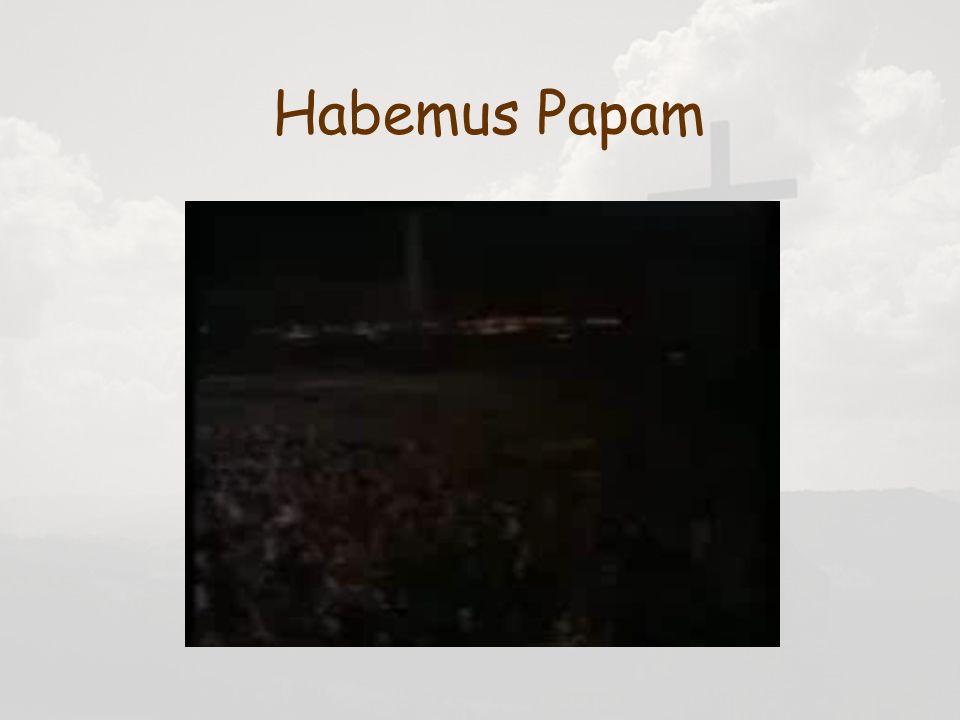 Wielu ludzi fascynuje tajemnica kontaktu Papieża z młodzieżą.