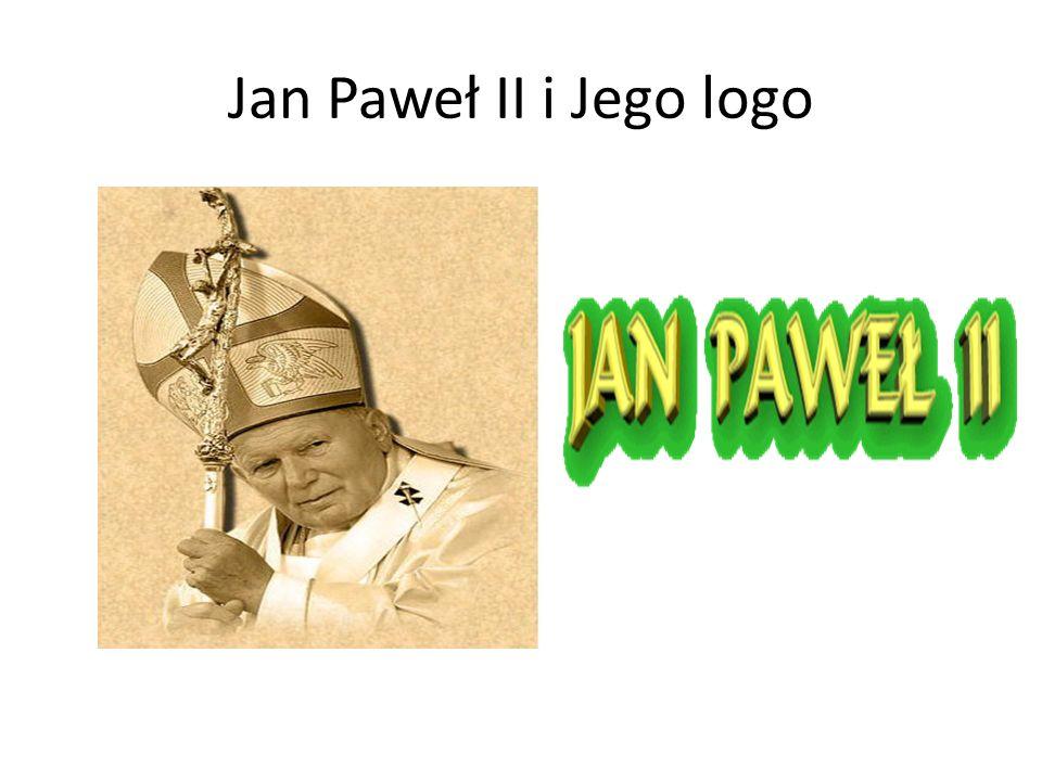 Jan Paweł II i Jego logo
