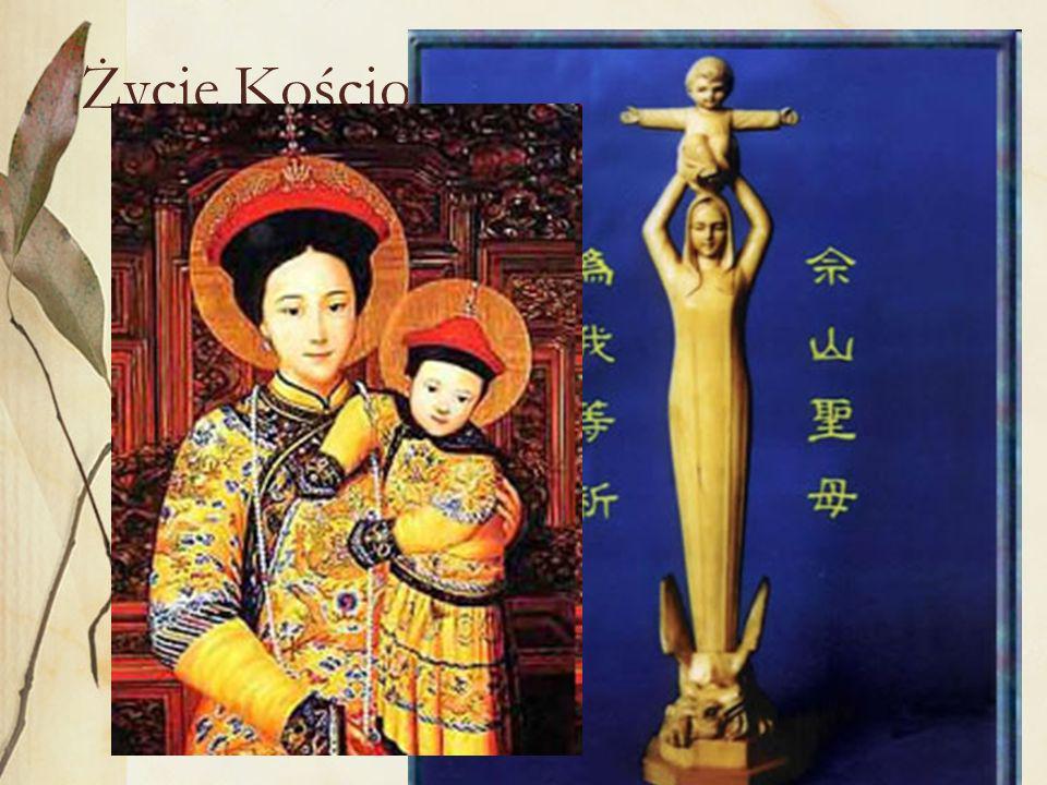 Bardzo żywy jest kult Matki Bożej Życie Kościołów podziemnych