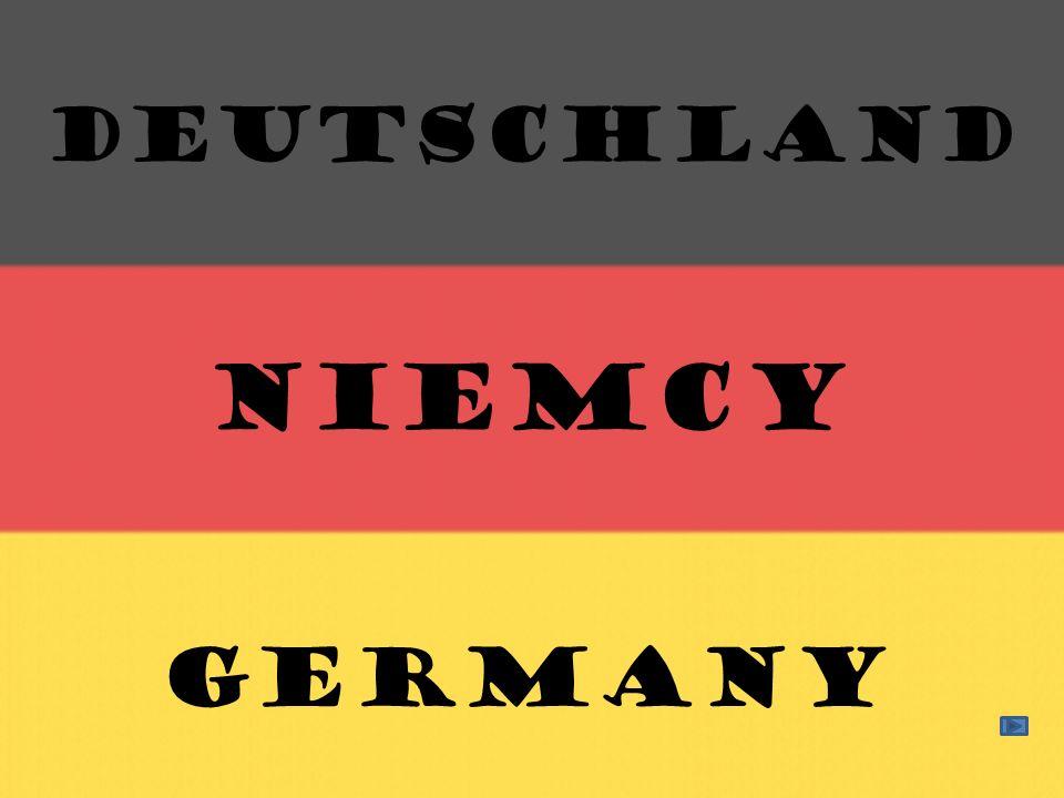 Niemcy GERMANY Deutschland