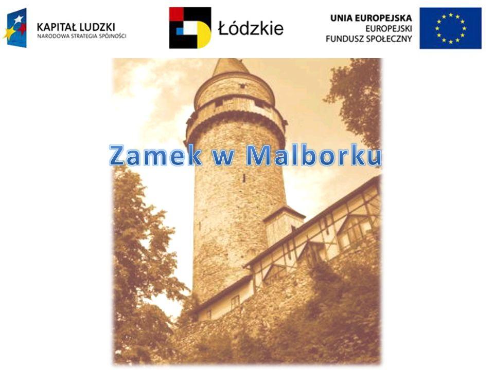 O zamku Malborskim W krajobraz wschodniej krawędzi Żuław Wiślanych, od schyłku XIII do połowy XV stulecia wpisywano jeden z największych zespołów obronnych średniowiecznej Europy - Zamek i miasto Malbork.