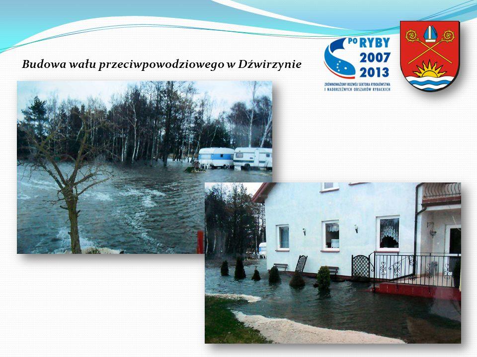 Powitanie lata w Dźwirzynie, festyn Smaczna Ryba planowany jest na 6 lipca 2013 r.