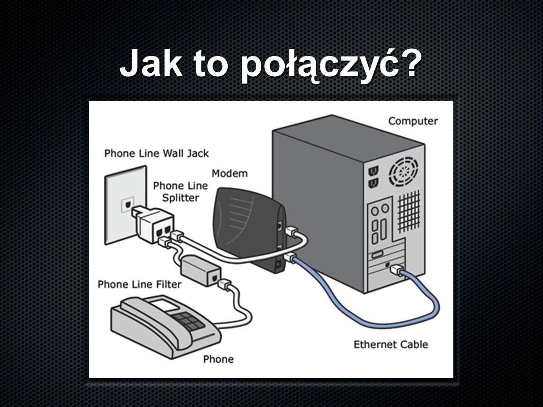 Jak to połączyć?