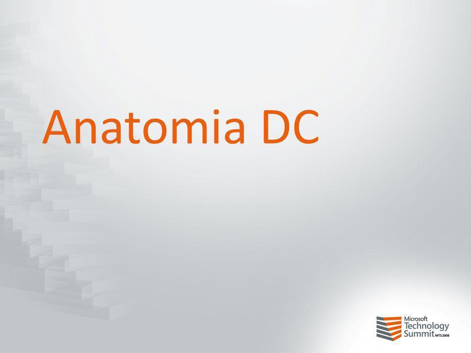 Anatomia DC