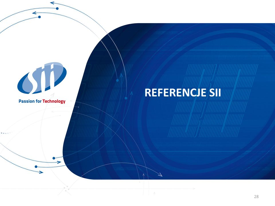 REFERENCJE SII 28
