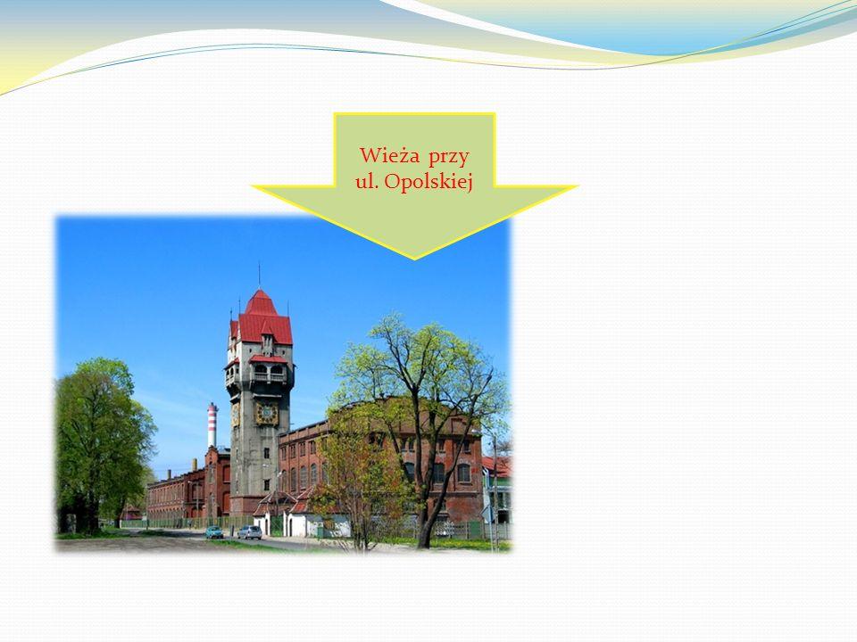 Wieża przy ul. Opolskiej