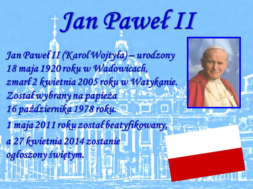 Był największym podróżnikiem wszechczasów spośród wszystkich papieży.