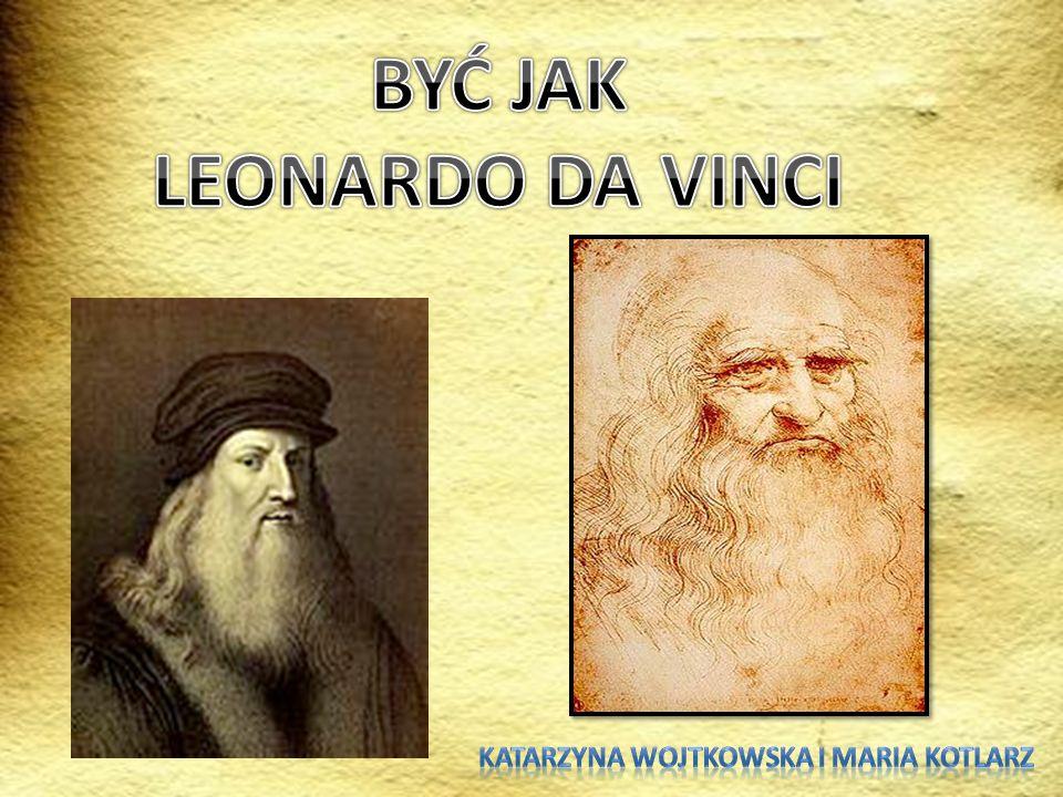 6c postanowiła wziąć udział w projekcie Być jak Leonardo Da Vinci.