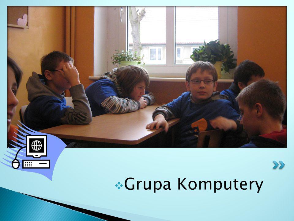 Grupa Komputery