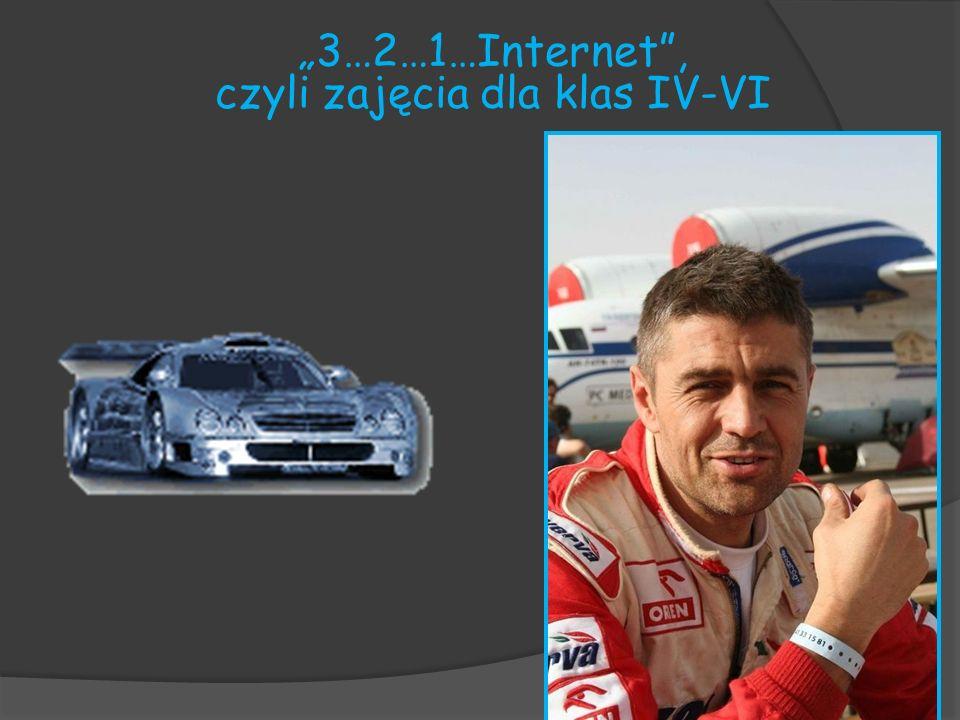 3…2…1…Internet, czyli zajęcia dla klas IV-VI