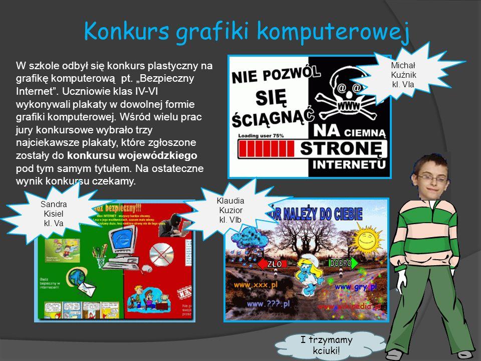 Internet źródłem wiedzy i rozrywki czyli czasopisma dla dzieci w sieci.