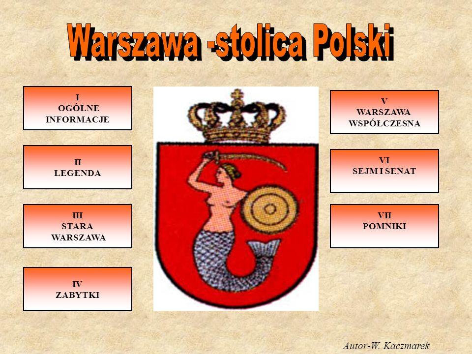 Zobaczcie stare pocztówki, na których jest pokazana Warszawa sprzed wojny.