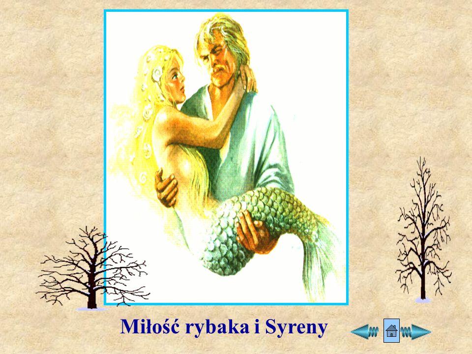Miłość rybaka i Syreny