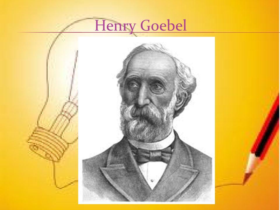 Henry Goebel