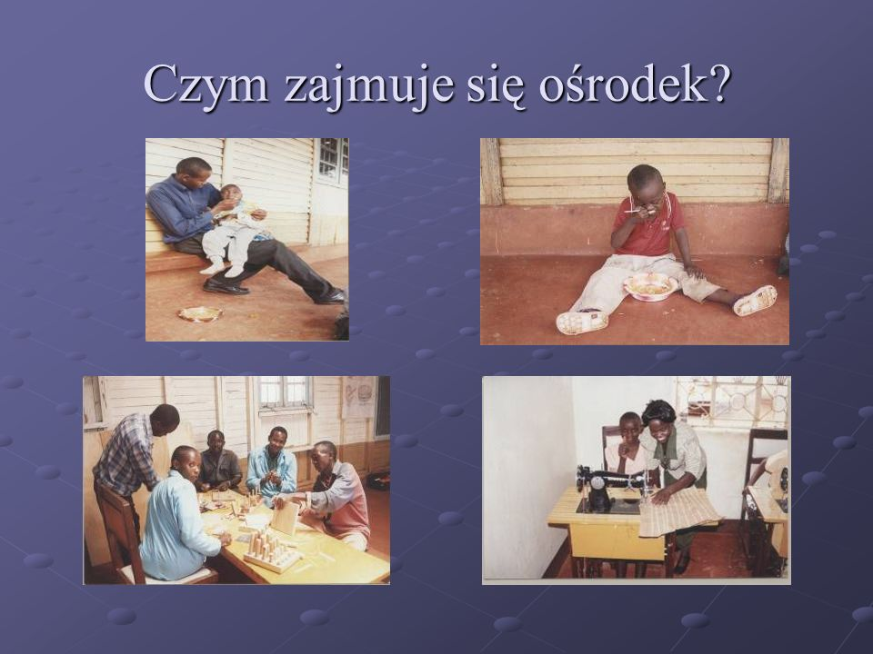 Pieniądze uzyskiwane od Darczyńców są przeznaczane na opiekę nad dziećmi, edukację, leki, żywność, obsługę, paliwo do busa dowożącego dzieci do Centrum oraz na inne bieżące potrzeby.