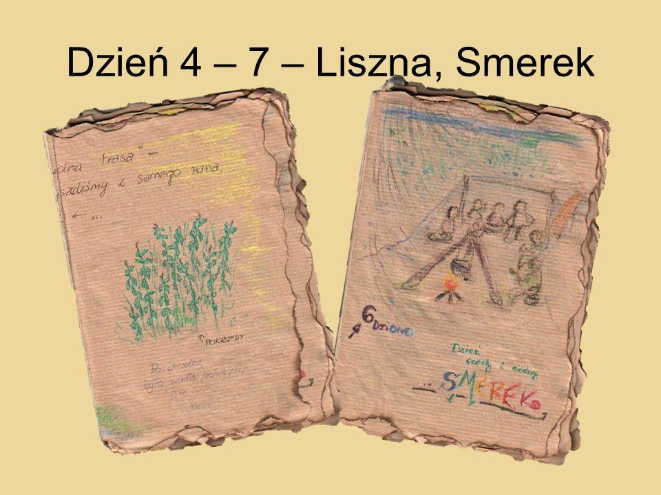 Dzień 4 – 7 – Liszna, Smerek