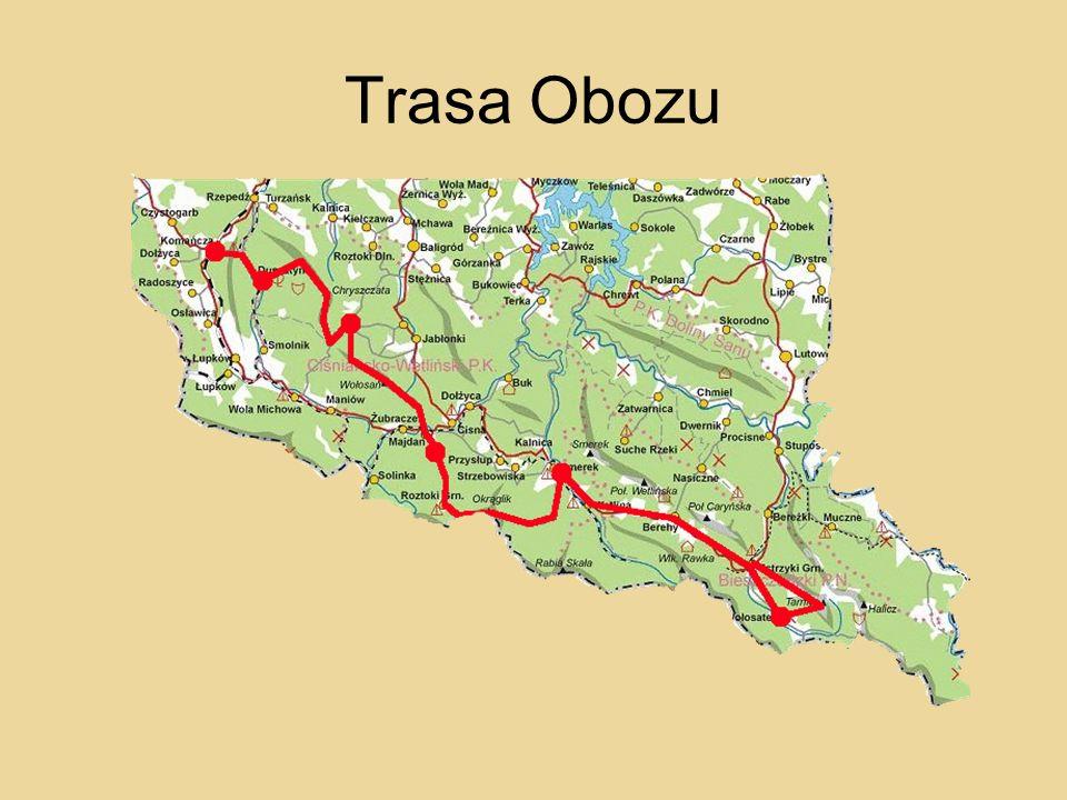 Trasa Obozu