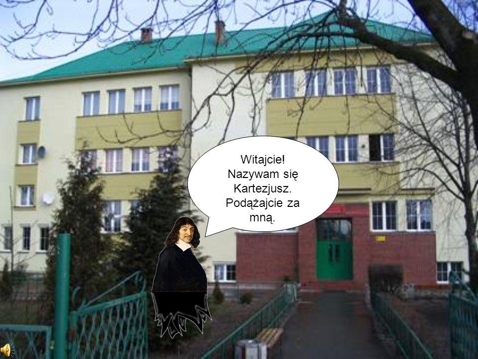 Jesteśmy w ZSO nr 1 w Pruszczu Gdańskim. Chodźcie za mną, opowiem Wam nieco o sobie.