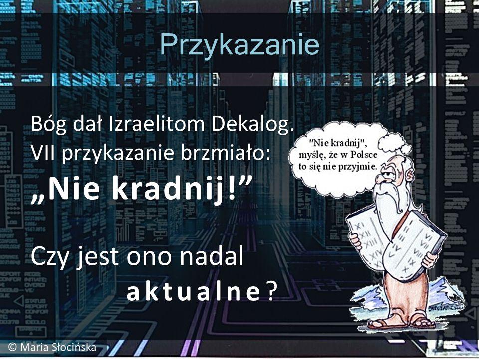 W CYBERPRZESTRZENI © Maria Słocińska