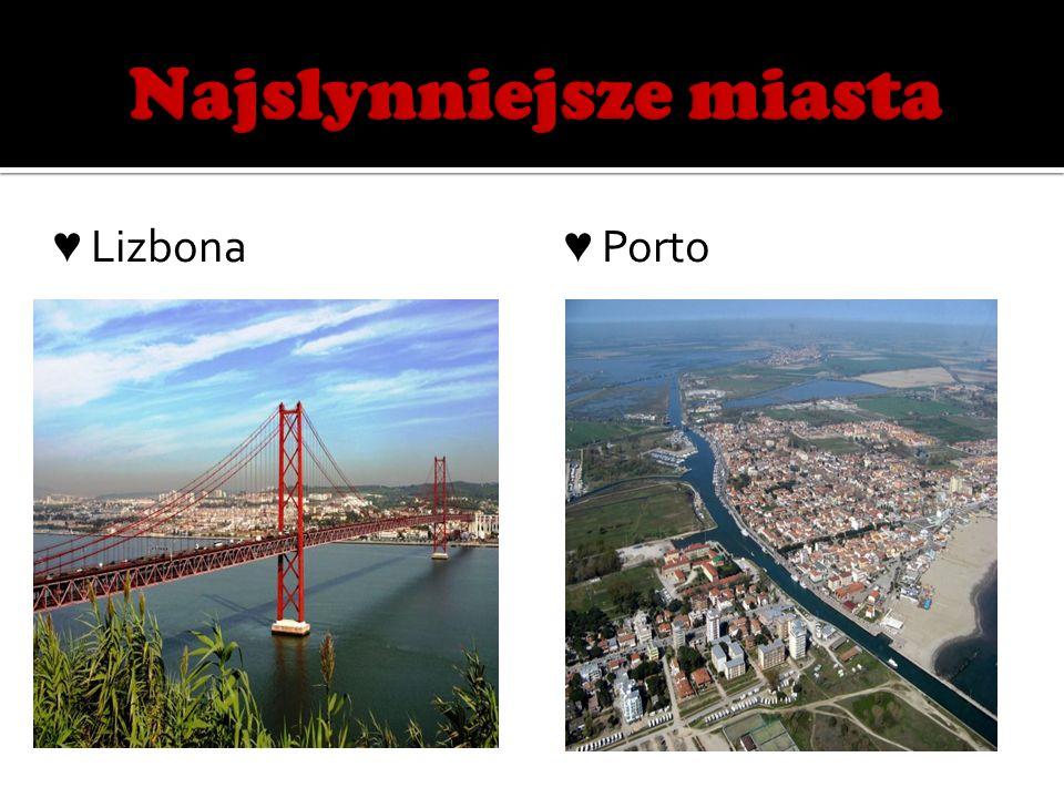 Lizbona Porto