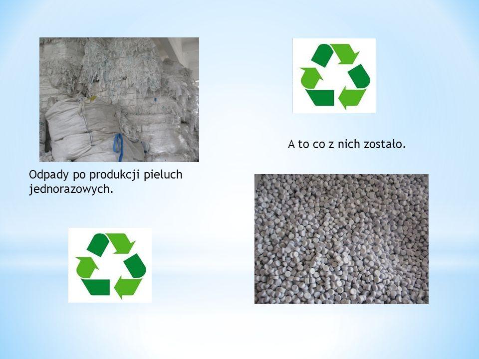 Udaliśmy się również z wizytą do zakładu przetwórstwa i utylizacji odpadów. Oto zdjęcia… i po przetworzeniu. Butelki przed przetworzeniem…