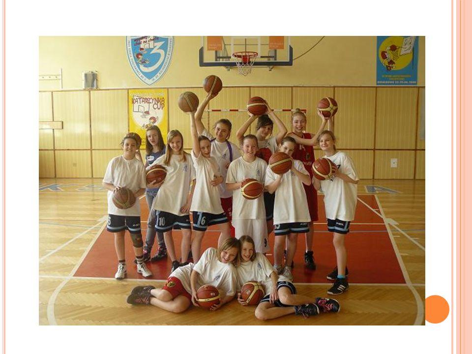 A KTYWNOŚĆ FIZYCZNA = KLASA SPORTOWA Klasa sportowa specjalistyczny trening minikoszykówki