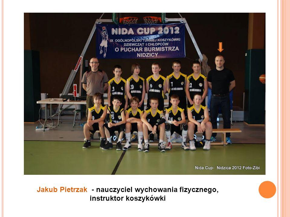Iwona Małgorzaciak – Niedzielska - nauczyciel wychowania fizycznego, instruktor koszykówki