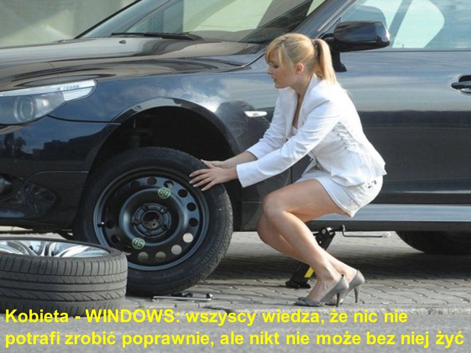 Kobieta - EXCEL: mówią, że potrafi wiele, ale zwykle używasz jej do czterech podstawowych potrzeb