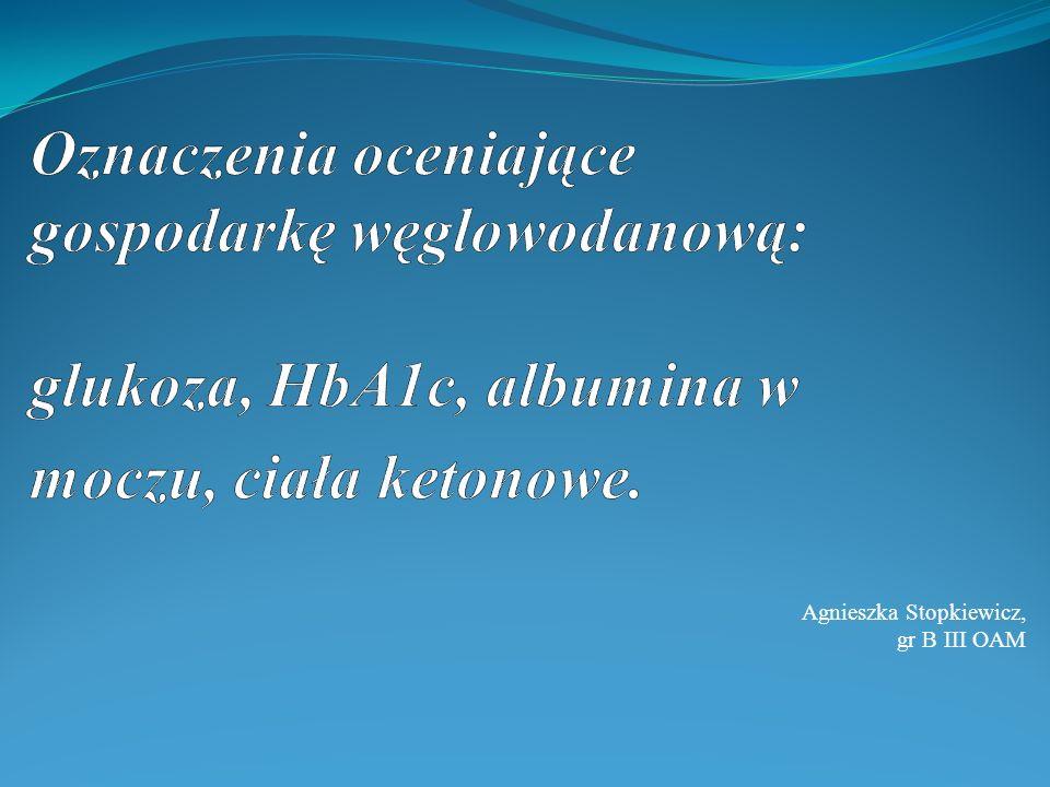 Agnieszka Stopkiewicz, gr B III OAM