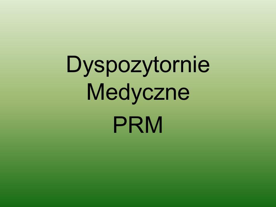 Dyspozytornie Medyczne PRM