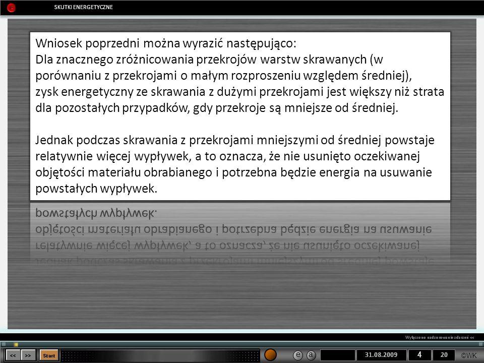 ©WK 4 e a SKUTKI ENERGETYCZNE