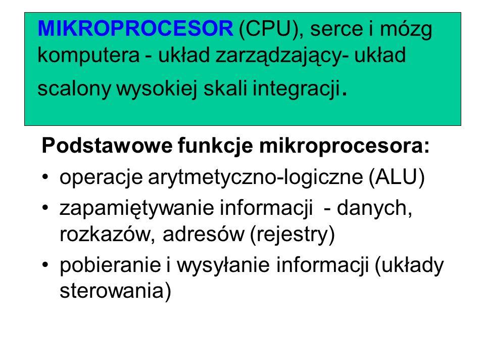 Mikroprocesory