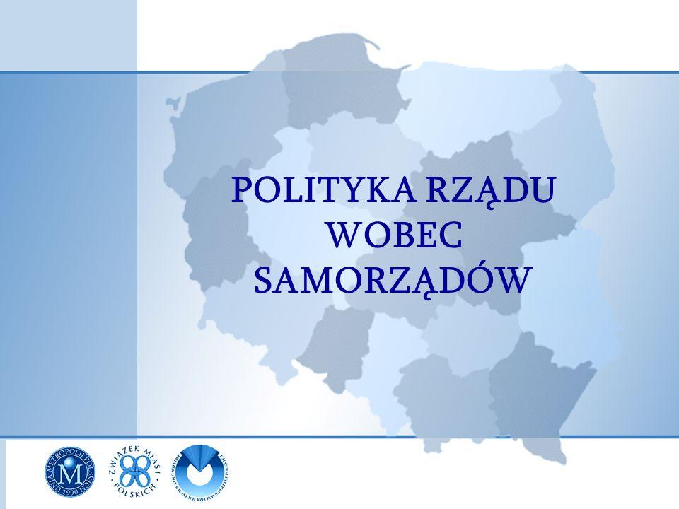 SAMORZĄDNOŚĆ największy sukces 20 lat wolnej Polski.