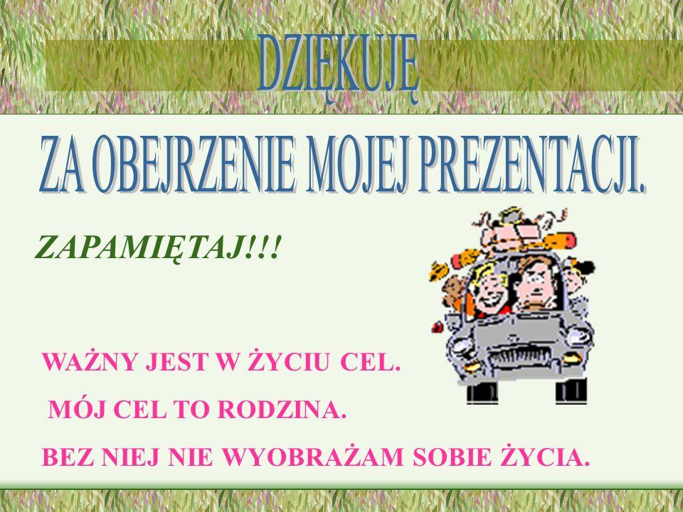NIE WARTO SIEDZIEĆ W DOMU PRZED TELEWIZOREM- SZKODA CZASU!!.