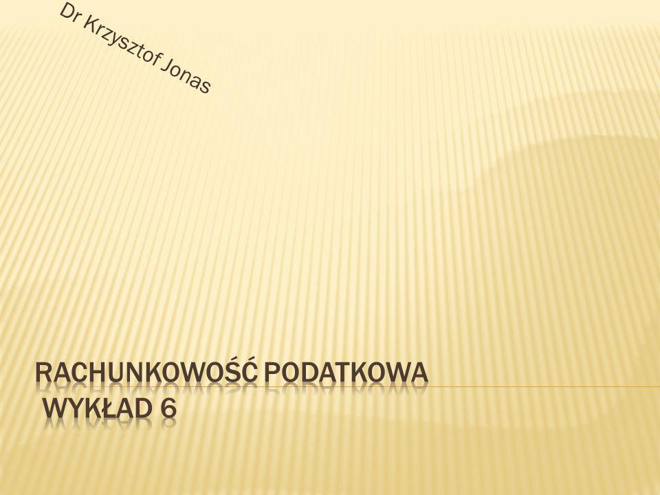 Prezentacja w sprawozdaniach finansowych.Bilans AKTYWA (fragment) A.