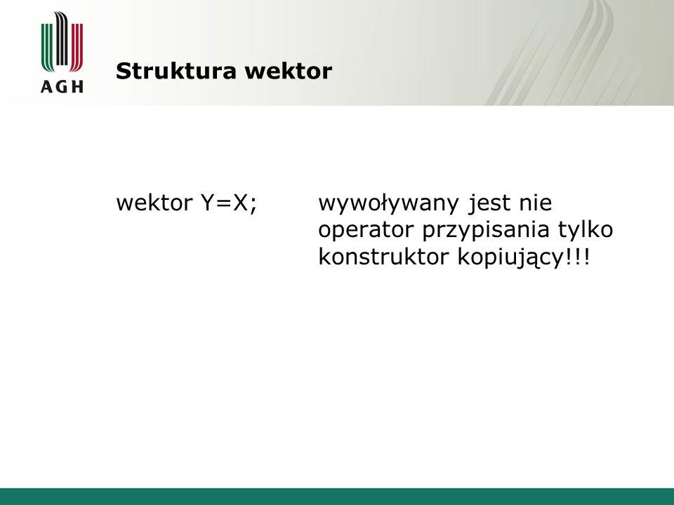 Rezerwacja pamięci void string::reserve(size_type ile); int main() { string tekst; cout << tekst.length() << \t ; cout << tekst.capacity() << endl; tekst.reserve(100); cout << tekst.length() << \t ; cout << tekst.capacity() << endl; if (tekst.empty()) cout << tekst jest pusty << endl; return 0; } 015 0111 tekst jest pusty