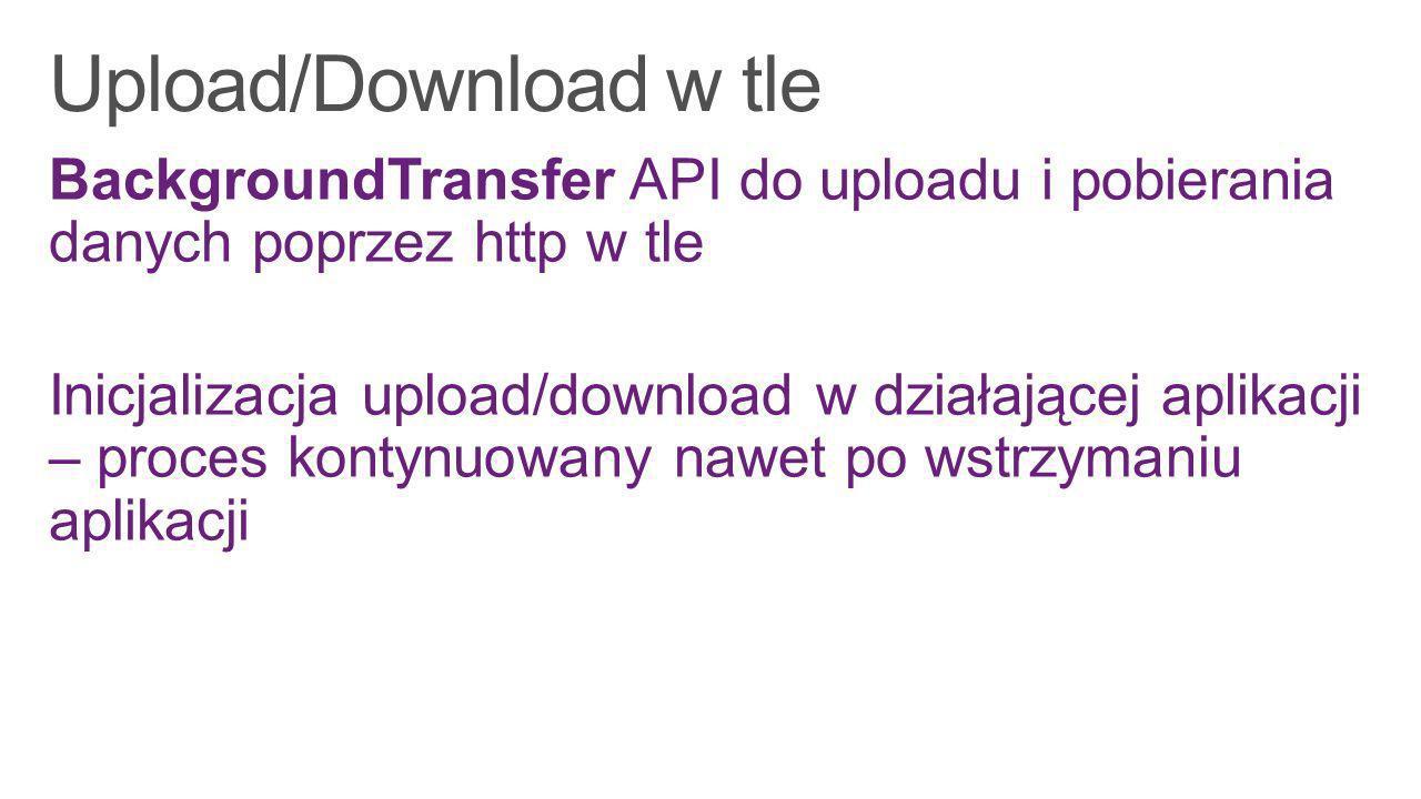 Wstrzymana aplikacja