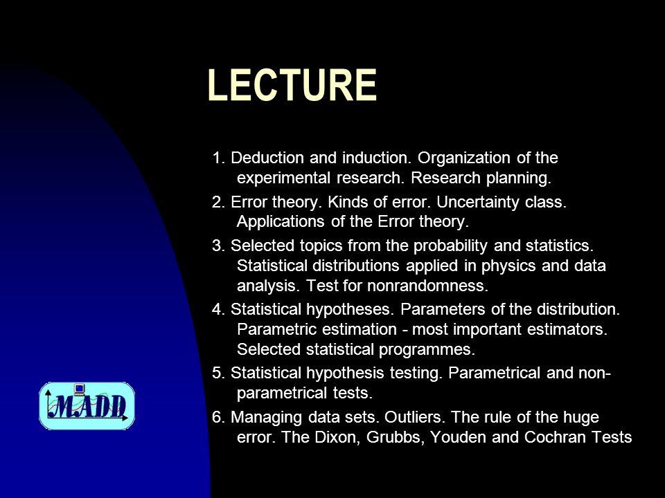 Research methodology and design Uniwersalna procedura przeprowadzenia badań naukowych jest trudna do zdefiniowania, jednak zwykle wymienia się następujące elementy: 1.