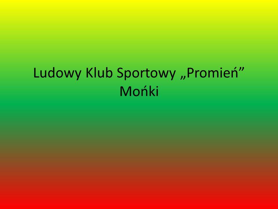 Ludowy Klub Sportowy Promień Mońki