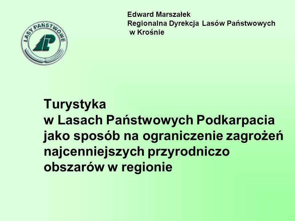 Problem negatywnego wpływu turystyki na obszarach chronionych Podkarpacia dotyczy również Lasów Państwowych Zejść z drzewa!!!.