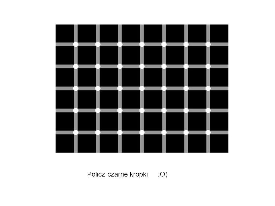 Policz czarne kropki :O)