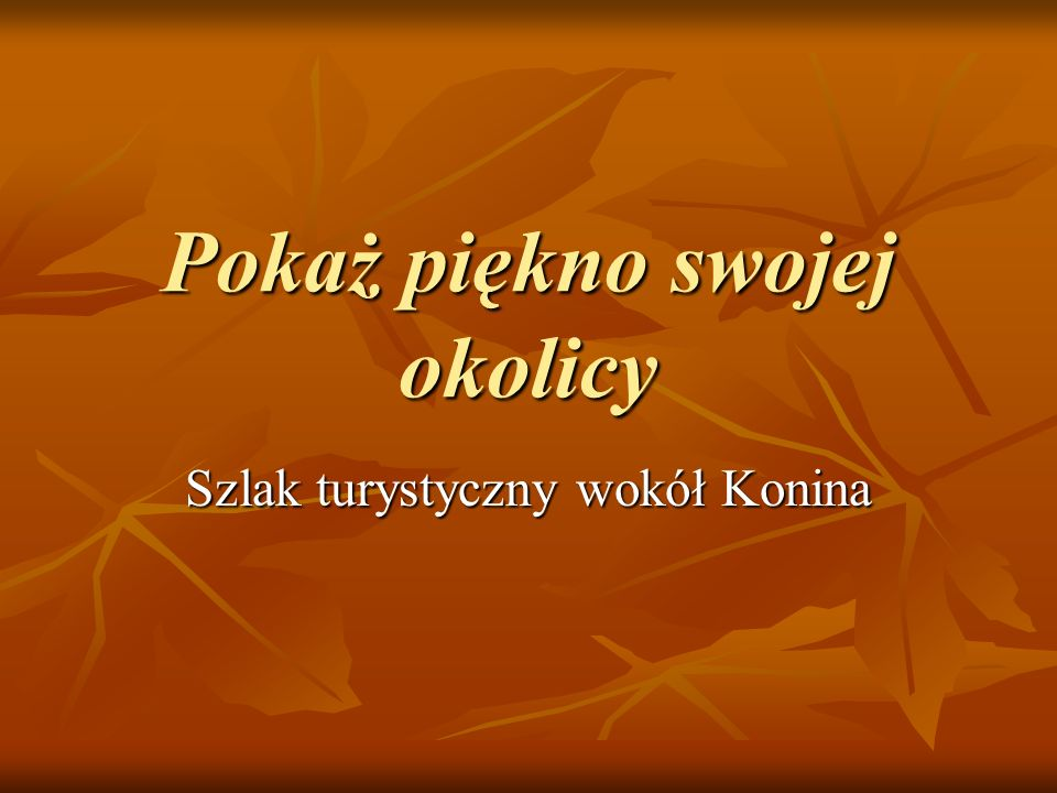 Autorzy: -Krystian Zmuda kl.III a -Karol Łusiaczyk kl.
