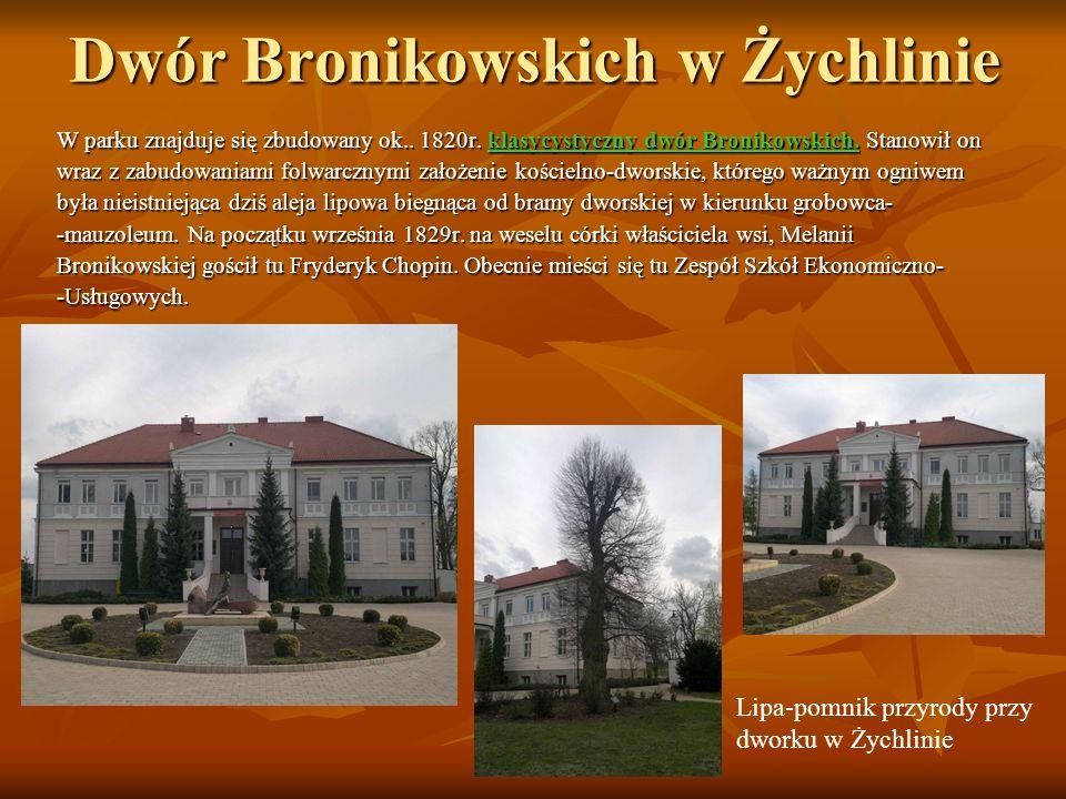 Kościół Ewangelicko-Reformowany w Żychlinie Parafia Ewangelicko-Reformowana w Żychlinie powstała pod koniec XVI w.