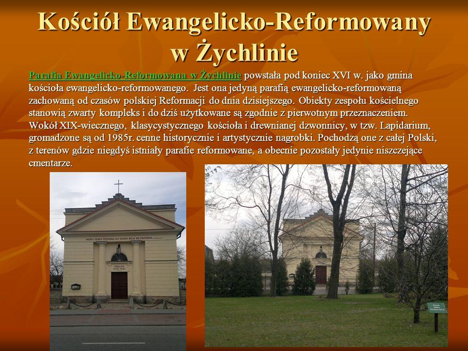 Kościół pw.św. Doroty w Starym Licheniu Kościół został wzniesiony w 1857 r.