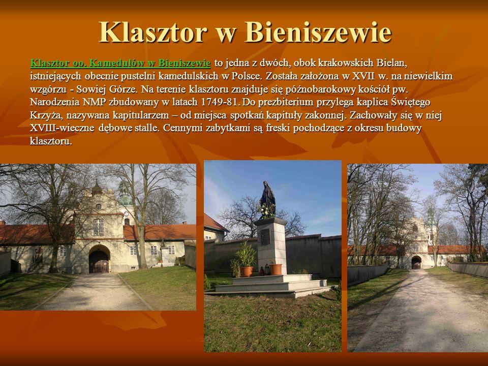 Klasztor Sióstr Anuncjatek w Grąblinie W lesie grąblińskim usytuowany jest klasztor Sióstr Anuncjatek.