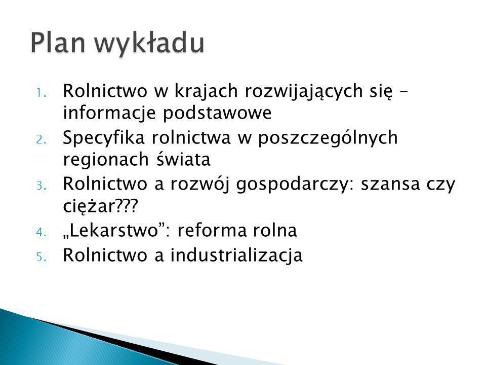 1.Industrializacja jako jedna z możliwych ścieżek rozwoju 2.