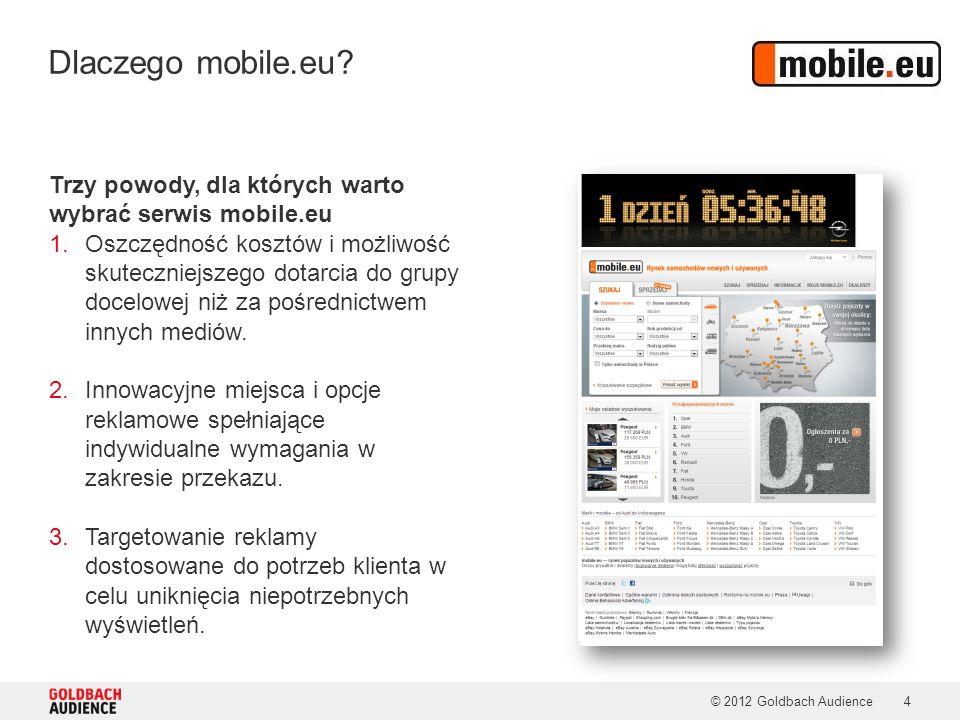 Dlaczego mobile.eu.
